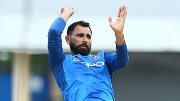 Mohammed Shami © Getty Images