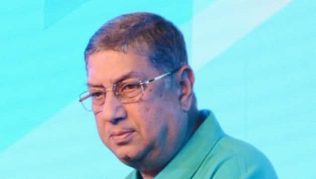 Former BCCI President N Srinivasan© IANS