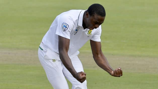 Kagiso Rabada, after 28 Tests, is ahead of the men who have bowled in this decade © Getty Images