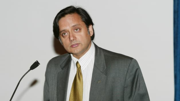 Shashi Tharoor © Getty Images