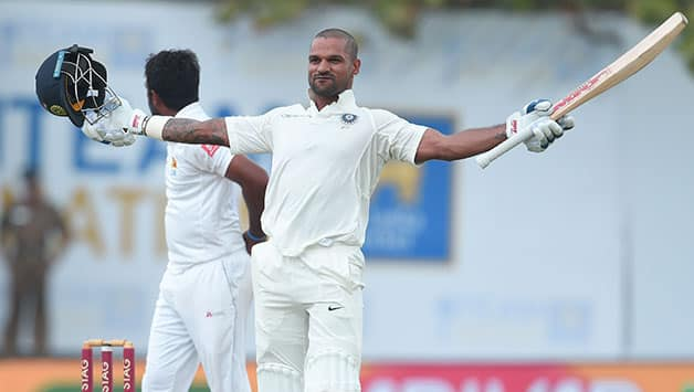 Shikhar Dhawan to feature on the cover page of sports magazine, shares video with fans