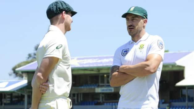 Faf Du Plessis regards bans imposed on Steven Smith, David Warner, Cameron Bancroft as harsh