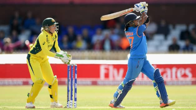 Jonassen, Bolton rout Mithali-less India Women