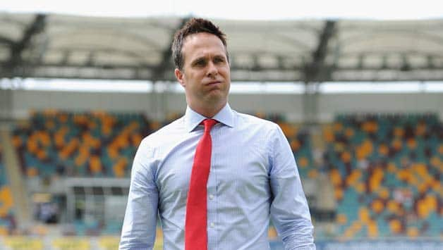 Michael Vaughan © Getty Images