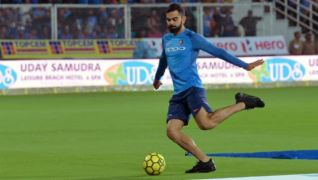 Virat Kohli says Goal of my life is to inculcate sporting culture in India