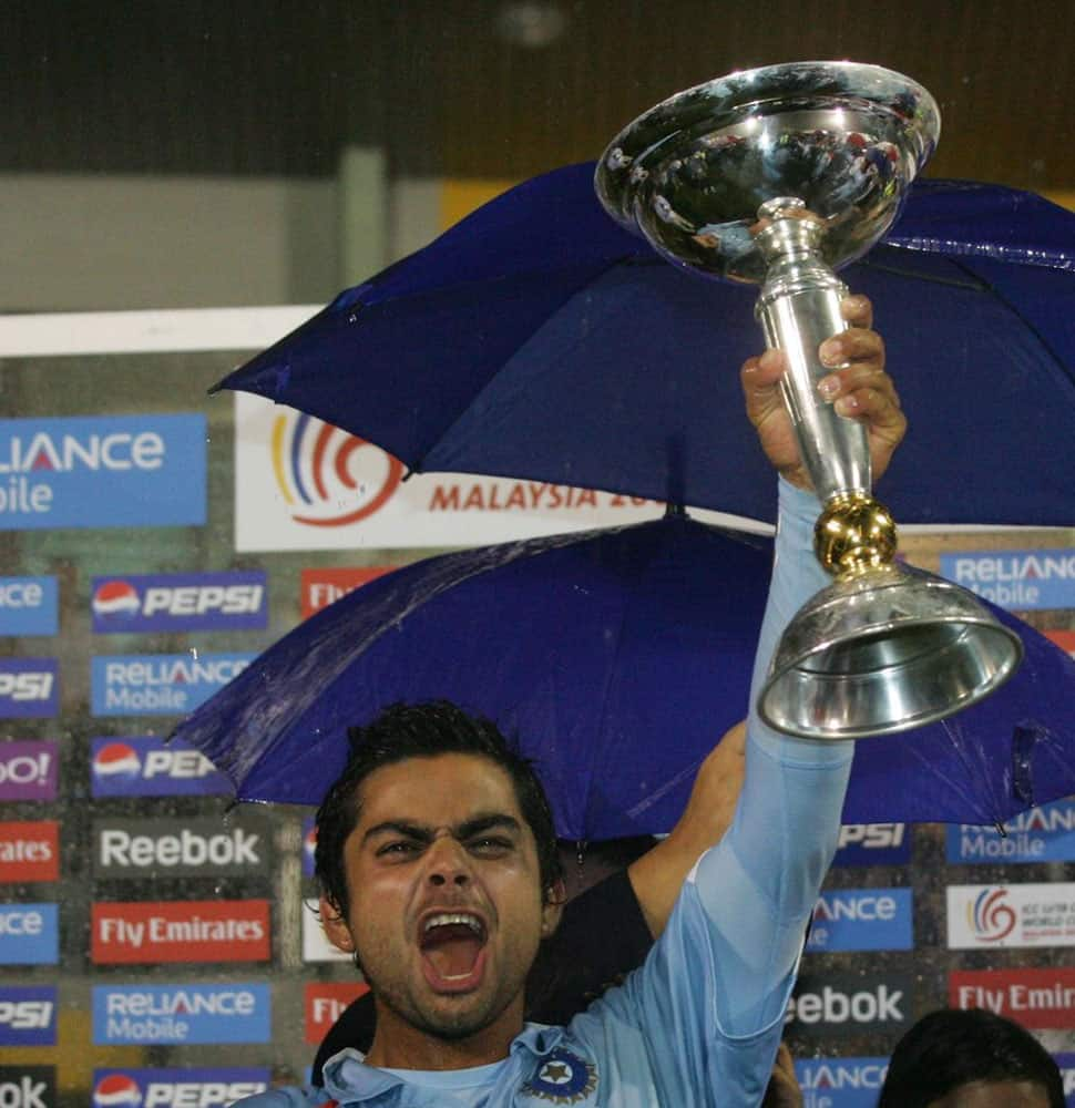 On this day, 10 years back, Virat Kohli's India Won the Under-19 World Cup