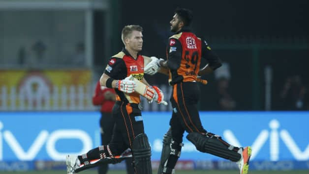 IPL 2018: Players who can captain Sunrisers Hyderabad if David Warner gets sacked