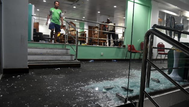Nidahas Trophy 2018: Bangladesh players allegedly break dressing room glass after win against Sri Lanka