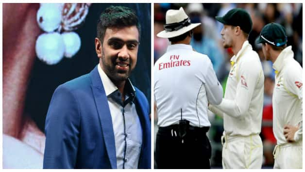 Ravichandran Ashwin's take on ball-tampering scandal © AFP & Getty Images