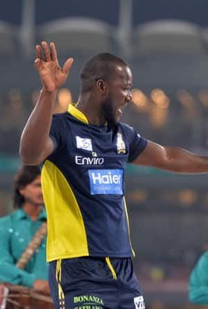 Darren Sammy's participation is doubtful in today's match © AFP