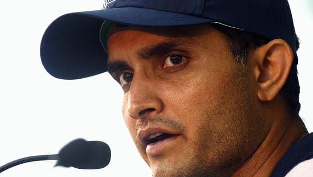 Sourav Ganguly © Getty Images