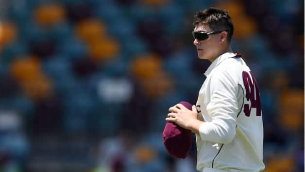 Matt Renshaw scored a hundred for Sheffield Shield toppers Queensland © Getty Images