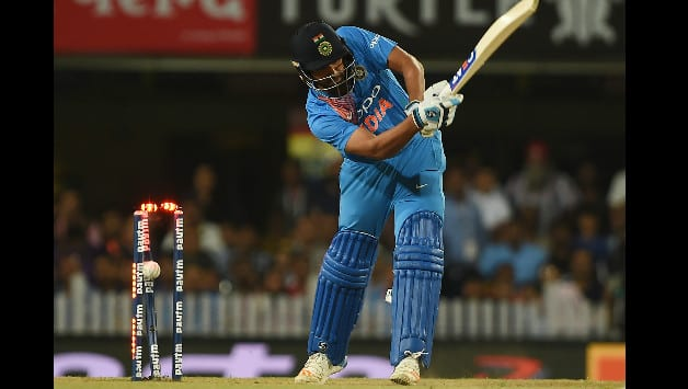 Nidahas Trophy 2018: Rohit Sharma becomes 2nd Indian captain to score a T20I duck