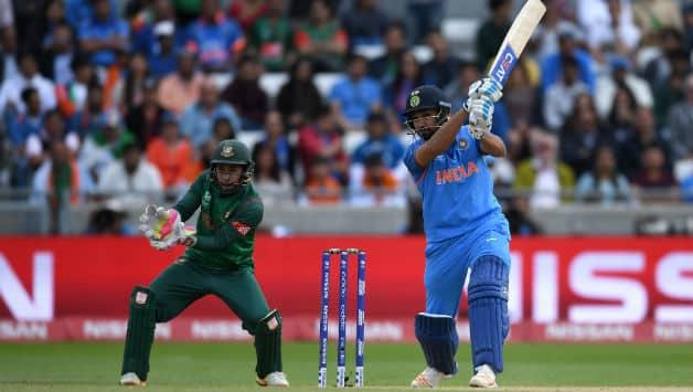 Nidahas Trophy 2018, 5th T20I: Rohit Sharma's smashing innings takes India to 176/3 against Bangladesh