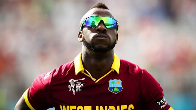 Andre Russell © Getty Images