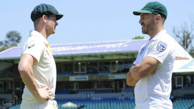 Steven Smith and Faf du Plessis have shared the dressing room at Rising Pune Supergiant camp © Getty Images