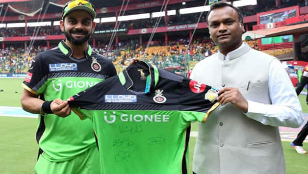 IPL 2018: RCB players to wear green jerseys against Rajasthan Royals on April 15