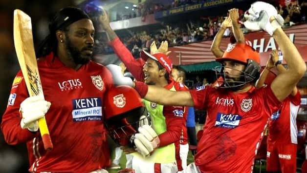 IPL 2018: Chris Gayle most dangerous in world, says Yuvraj Singh