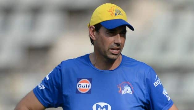 Stephen Fleming © AFP