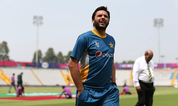 Shahid Afridi © Getty Images