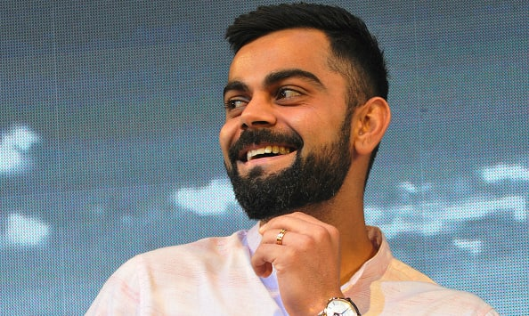 Kohli named in TIME's Most Influential list