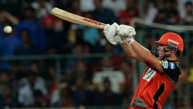 IPL 2018: AB De Villiers hit longest six of tournament
