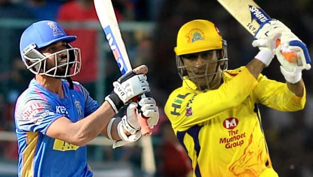 IPL 2018: Chennai Super Kings vs Rajasthan Royals