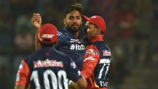 """IPL 2018: Shivam Mavi, Avesh Khan rebuked for """"sending off"""" batsmen with expletives"""