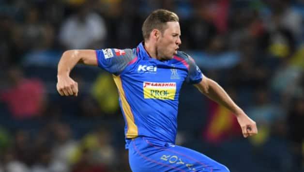 Ben Laughlin, RR, SRH, IPL 2018