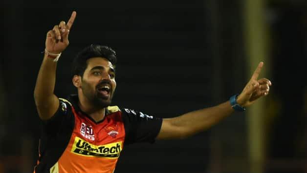 IPL 2018: Bhuvneshwar kumar, Shakib Al Hasan restrict Kolkata Knight Riders to 138/8 vs Sunrisers Hyderabad