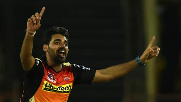 Bhuvneshwar Kumar, IPL 2018, Sunrisers Hyderabad
