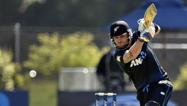 Brendon McCullum becomes 2nd player after Chris Gayle to complete 9000 runs in T20s
