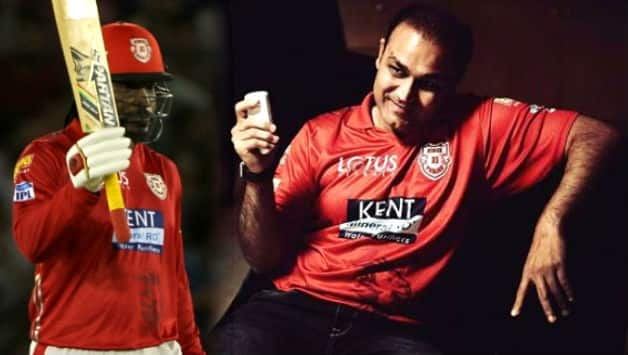 IPL 2018: Chris Gayle credits yoga and Virender Sehwag for his knock