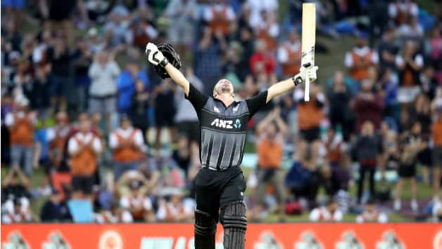 New Zealand's Colin Munro would like to continue with his rich form in IPL 2018 © Getty Images