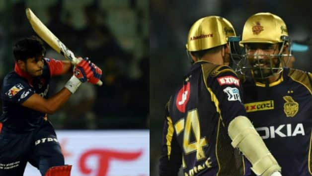In DD's last clash vs KKR, they lost by 71 runs © AFP