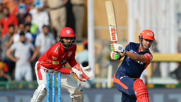 KXIP beat DD at Mohali by 6 wickets earlier in the season © AFP