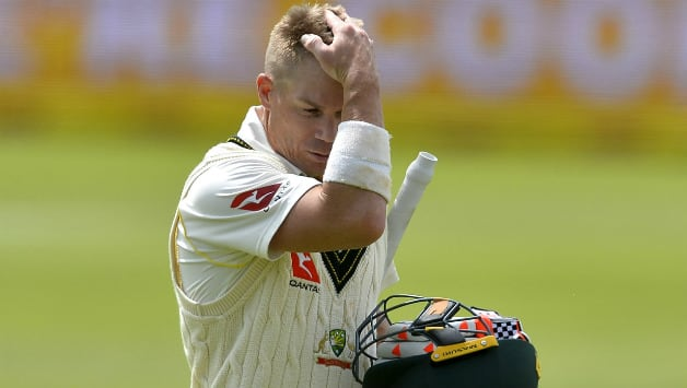 Ball-tampering row: After Steven Smith, Cameron Bancroft now David Warner doesn't challenge ban