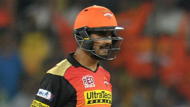 IPL 2018: Deepak Hooda, Shikhar Dhawan guides Sunrisers Hyderabad to victory against Mumbai Indians