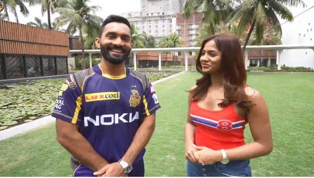 """IPL 2018: Watch Dinesh karthik talks about KKR""""s preparation in different mood"""