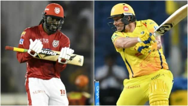 IPL 2018: Chris Gayle, Shane Watson scores first 2 centuries of the tournament
