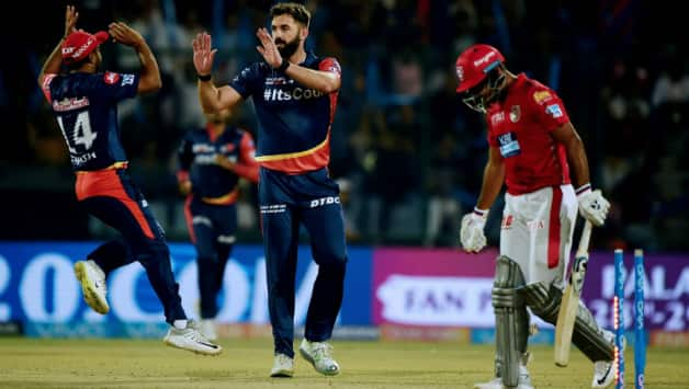 Liam Plunkett ended with 3 for _ © AFP
