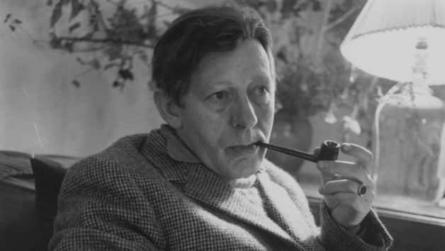 Laurie Lee in a safer abode © Getty Images