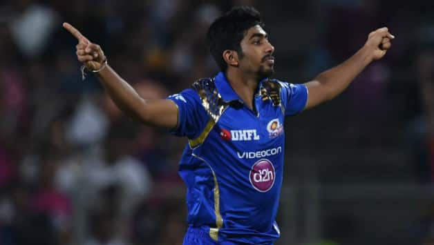 Jasprit Bumrah is 3 wickets away from completing 50 IPL wickets © AFP