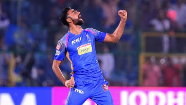IPL 2018: RR was ready for a 6-over match, says Jaydev Unadkat