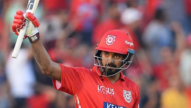 KL Rahul scored IPL's fastest-ever fifty last weekend © AFP