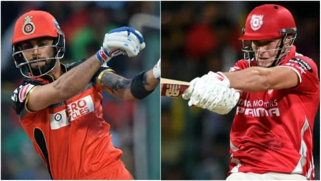 IPL 2018, Royal Challengers Bangalore vs Kings XI Punjab, Match 8: Preview and Likely XIs