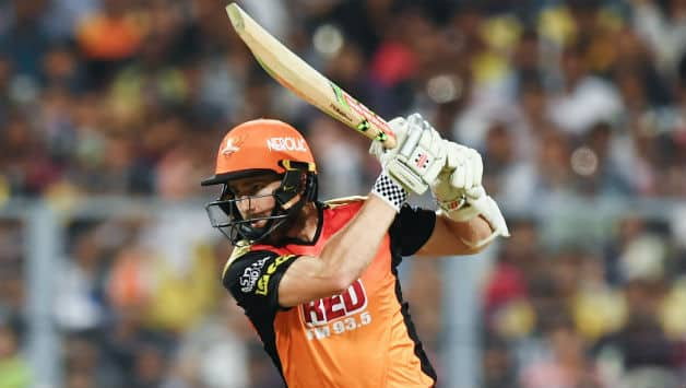 Kane Williamson is leading SRH in IPL 2018 © AFP