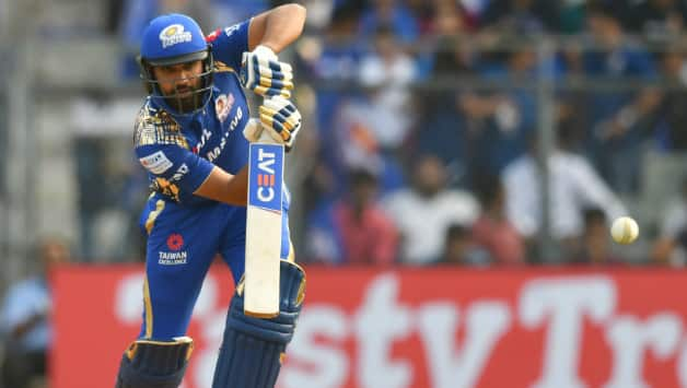 Rohit helps Mumbai get off the mark in style