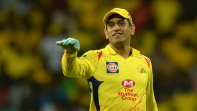 MS Dhoni © AFP