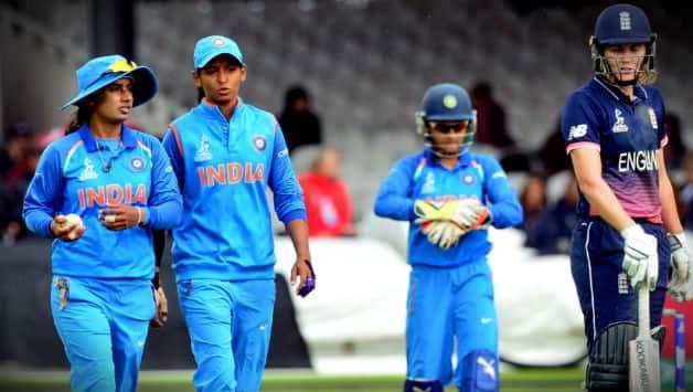 Indian women cricket team beaten England in odi series 2018